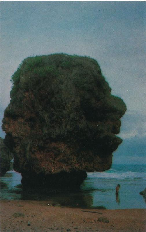 Old Man of the Sea near Saipan, Mariana Islands - Pacific Ocean