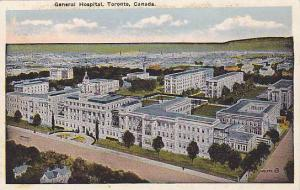 Air view, General Hospital, Toronto, Canada, 00-10s