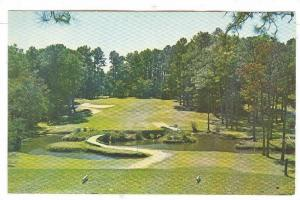 View of the beautiful 17 hole at Gulf Hills Dude Ranch and County Club,near O...