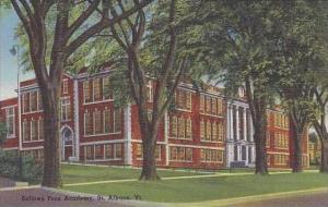 Vermont St Albans Bellows Free Academy