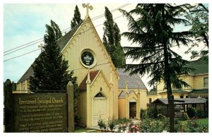 California  Grass Valley , Oldest Episopal Church