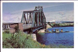 Bridge, Little Current, Manitoulin Island, Ontario