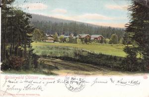 Kaiserwald Glatzen b. Marienbad 1907