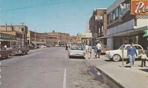 Rue St-Germain , RIMOUSKI , Quebec , Canada , 1960s
