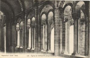 CPA  Conques (Aveyron).- Les tribunes  (148000)