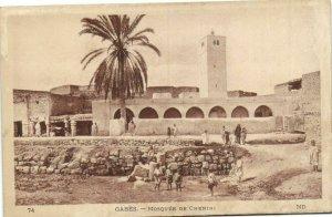 CPA AK TUNISIE GABES - Mosquée de CHENINI (134056)