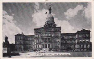 Michigan Lansing The State Capitol Building 1949