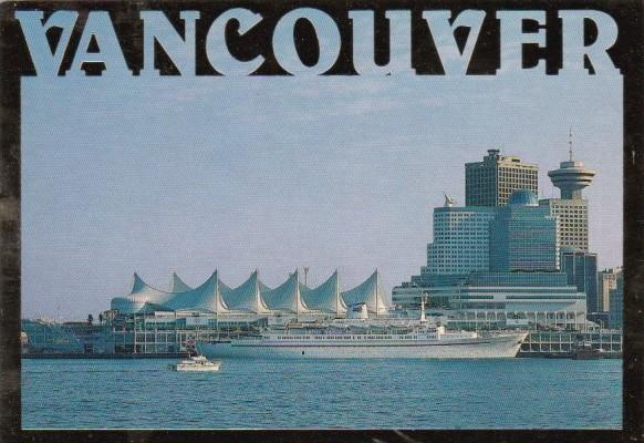 Canada New Steamship Pier Hotel & Convention Centre Vancouver British Columbia