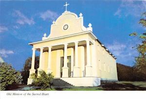 Old Missino of the Sacred Heart - Idaho