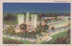 New York World's Fair 1939 Gas Exhibits Building