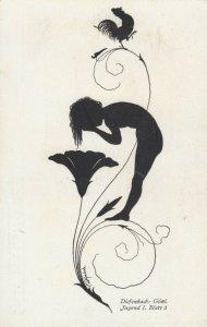 DIEFENBACH : Fantasy Silhouette , 00-10s ; Jugend I. Blatt 3