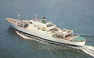 Grace Line Ship, Ships, Postcard Post Cards  Grace Line