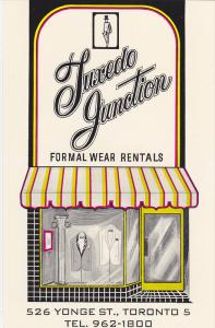 Tuxedo Junction, Formal Rentals, TORONTO, Ontario, Canada, 40-60´s