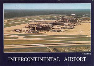 Intercontinental Airport - Houston, Texas