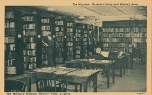 NEWPORT NEWS, Virginia, 1930s ; Mariner's Museum Library