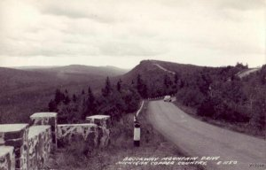 BROCKWAY MOUNTAIN DRIVE COPPER COUNTRY MICHIGAN RP