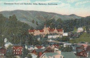 BERKELEY , California , 00-10s ; Claremont Hotel & Berkeley Hills