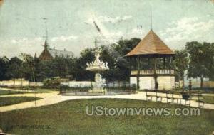 Wirt Park Hanover PA 1908
