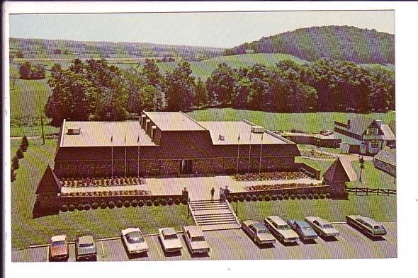 Mammoth Cave Wax Museum, Cave City, Kentucky, 50's Cars Photo Doyle