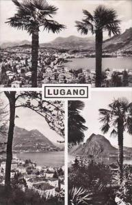 Switzerland Lugano Multi View Real Photo