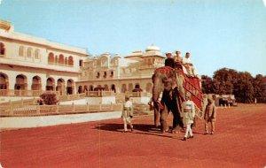 Rambagh Palace Jaipur India Unused