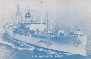 U S S Amphion AR- 13