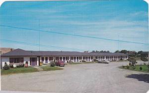 Pine Lake Motel , 5 miles east of HAMILTON , Ontario , Canada , 40-60s