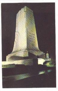 The Outer Banks Of North Carolina, Wright Memorial Shaft, Kill Devil Hills, N...