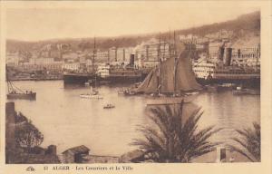 Algeria Alger Les Courriers et la Ville