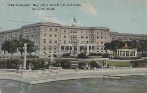 Michigan Bay City The Wenonah Bay Citys New Hotel And Park