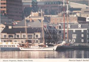 Waterfront , Halifax , Nova Scotia  , Canada , 50-70s