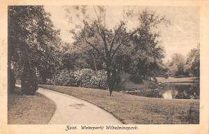 B106149 Netherlands Zeist Waterpartij Wilhelminapark