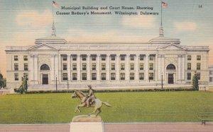 WILMINGTON , Delaware, 30-40s , Court House