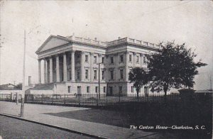 The Custom House Charleston South Carolina 1909