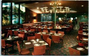 Vintage Colorado Springs Postcard RUTH'S OVEN Restaurant Roadside c1960s Chrome