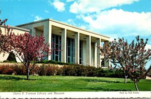 Missouri Independence Harry S Truman Library and Museum