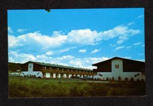 CT Susse Chalet Lodge Motel SOUTHINGTON CONNECTICUT PC