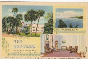 COCOA , Florida , 1930-40s ; The Brevard