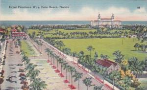 Florida Palm Beach Royal Poiciana Way