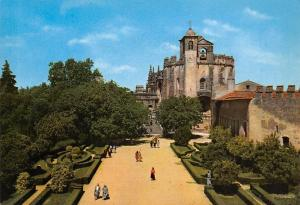 Portugal Tomar Monastery of Christ Couvent
