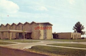 ST. ALBAN'S EPISCOPAL CHURCH, MARSHFIELD, WI photo by Don Bingham