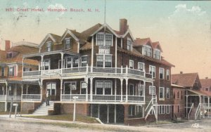 HAMPTON BEACH, NH, PU-1913 ; Hill Crest Hotel