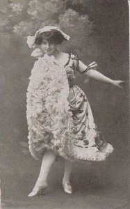 Douglas Post Card Dancer