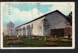 Mission Santa Inez,Santa Barbara County,CA