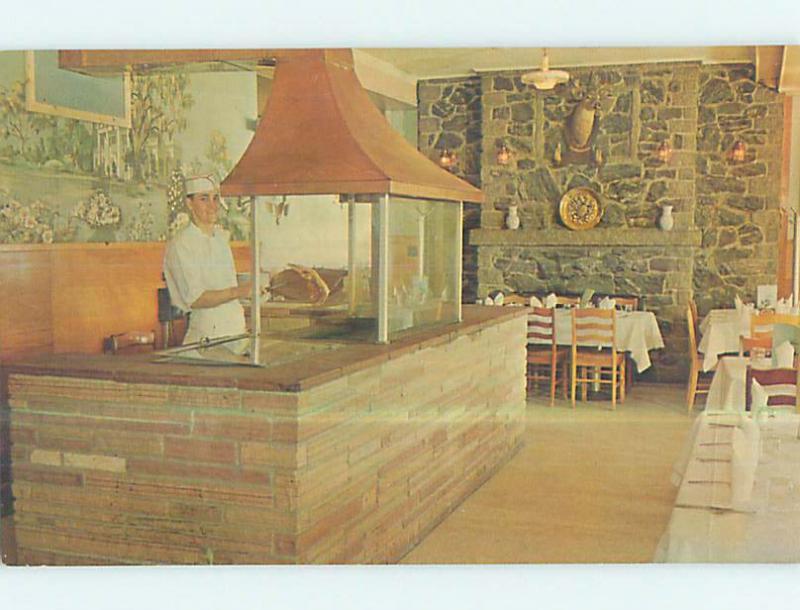 Unused Pre 1980 Oronoka Restaurant Orono Maine Me P5730