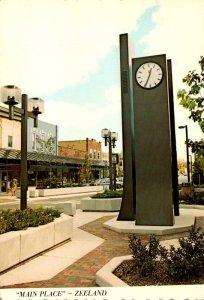 Michigan Zeeland Main Place Mall