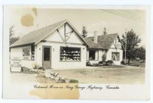 RPPC Colonial House on King George Highway near Vancouver?? British Columbia BC