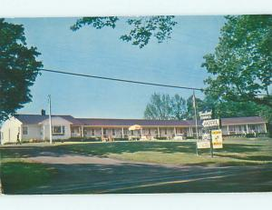 1950's OLD CARS & WOODLAND TERRACE MOTEL Brewer Maine ...