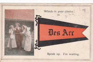 Missouri Des Arc 1913 Pennant Series
