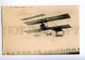 205216 FRANCE AVIATION airplane pilot Sommer LL #72 old